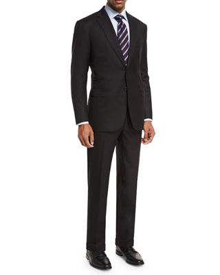 Image 1 of 3: Essential Virgin Wool Two-Piece Suit