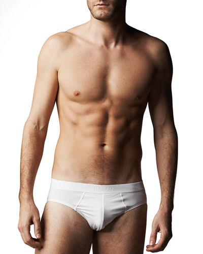 Mens White Briefs  3179dbf38978