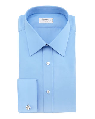 Poplin French-Cuff Shirt