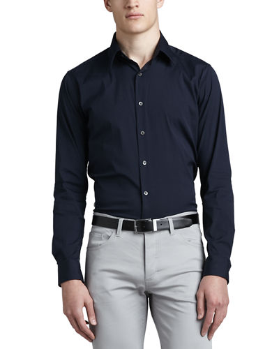 Sylvain Tailored-Fit Sport Shirt