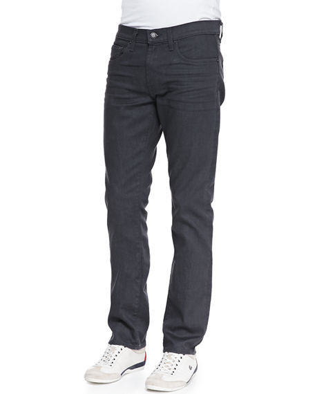 Image 1 of 4: J Brand Men's Tyler Slate Resin Jeans