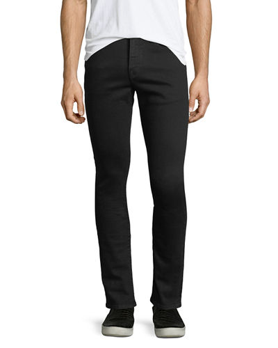L'Homme Skinny Fit Jeans, Fade to Grey