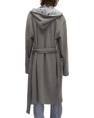 Image 2 of 2: Brunswick Wrap Robe