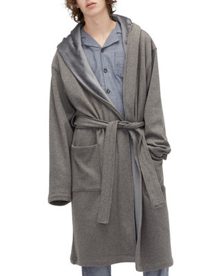 Image 1 of 2: Brunswick Wrap Robe
