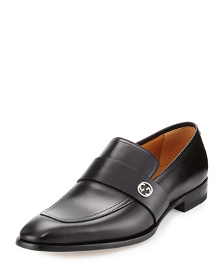Broadwick Leather Loafer