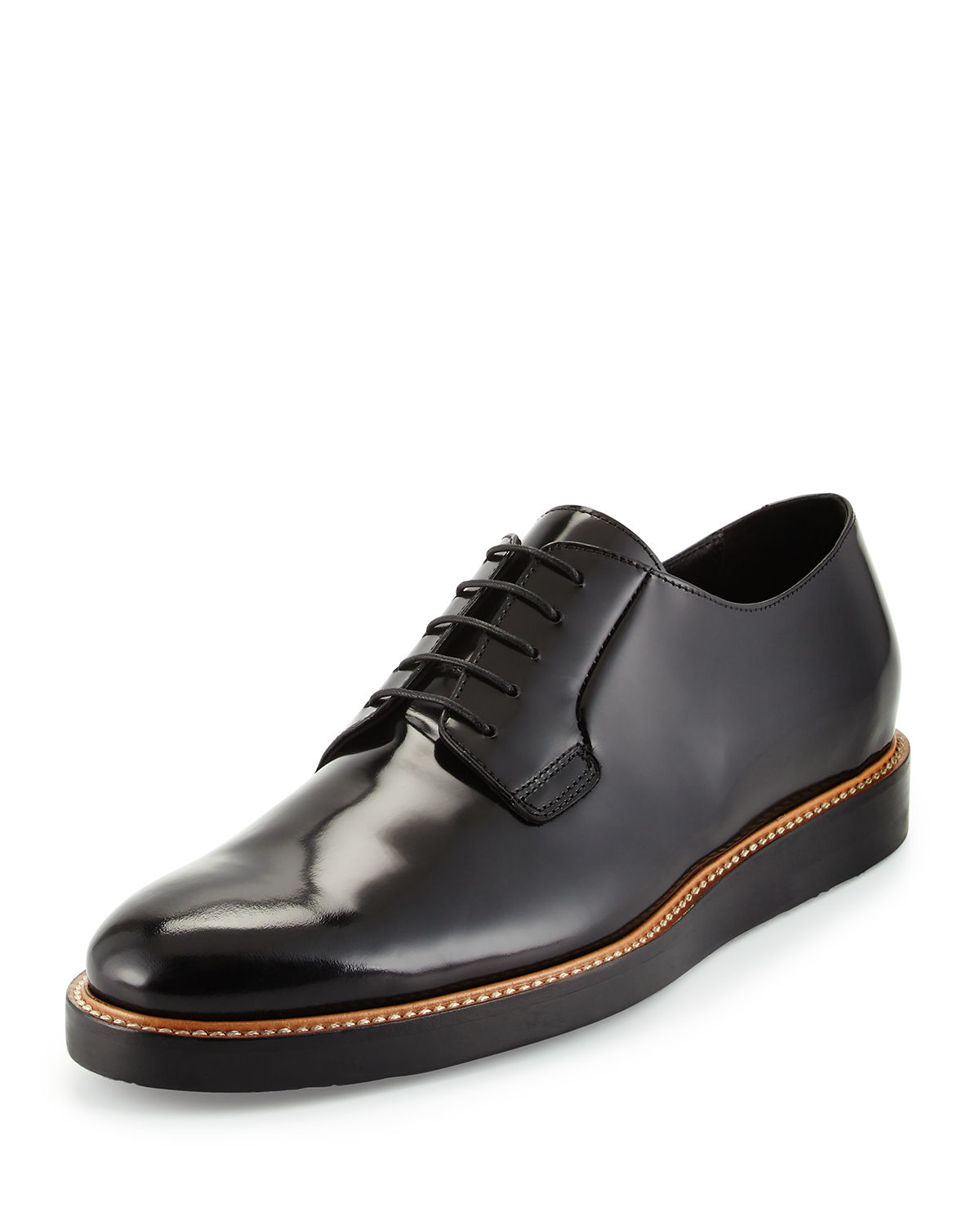 Dylan Leather Oxford Shoe