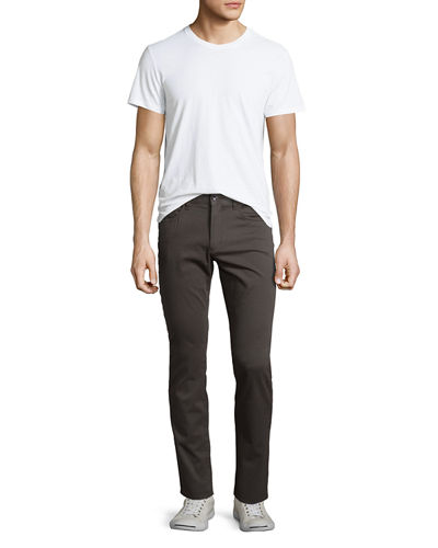 Vince Essential Five-Pocket Twill Pants