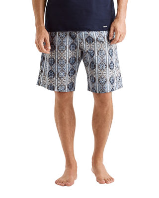 Hanro Night & Day Check Lounge Shorts
