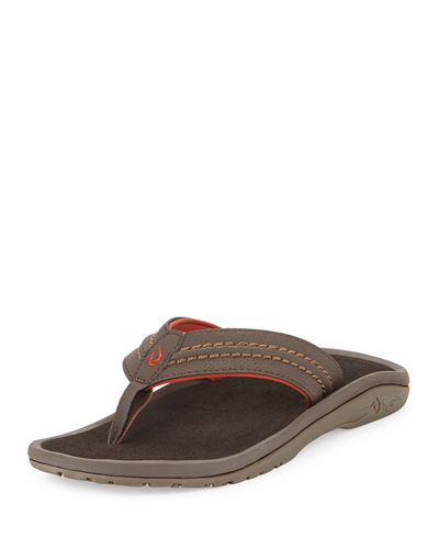 Hokua Trench Thong Sandals