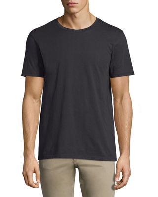 Vince Men's Short-Sleeve Pima Crewneck Jersey T-Shirt and