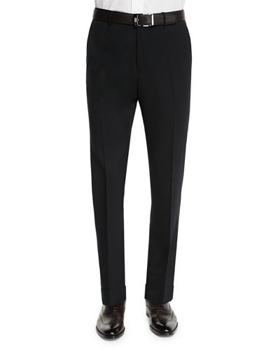 Incotex Benson Standard-Fit Lightweight Trousers