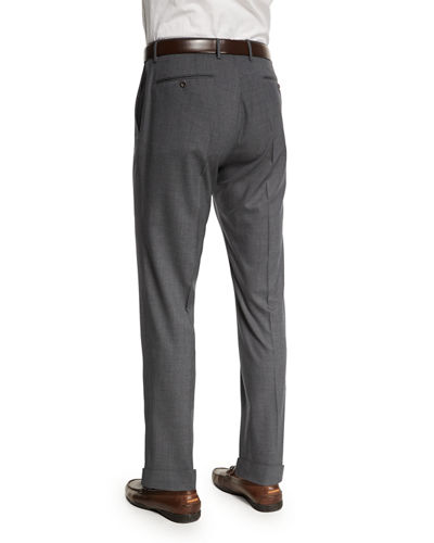 Benson Standard-Fit Lightweight Trousers
