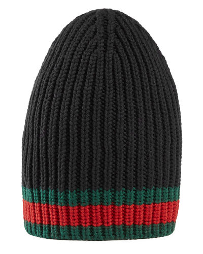 58bf2ca159993 Quick Look. Gucci · Wool Beanie Hat ...