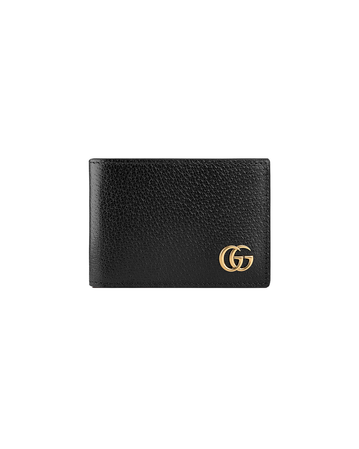 f97aca80 GG Marmont Leather Bi-Fold Wallet