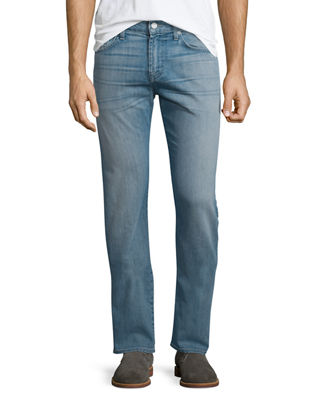 Men's Straight-Leg Airweft Denim Jeans