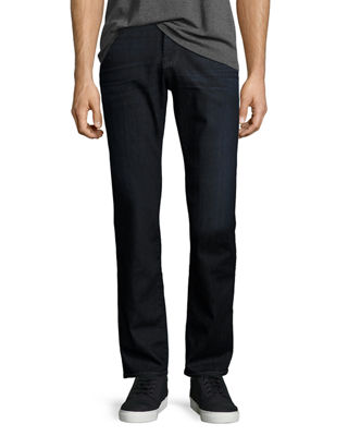 7 For All Mankind Straight-Leg Airweft Denim Jeans