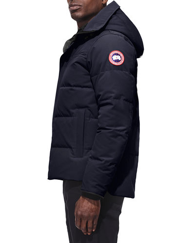 Macmillan Hooded Parka Coat