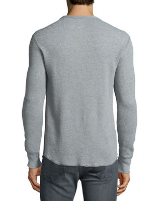 Image 2 of 2: Men's Standard Issue Thermal T-Shirt