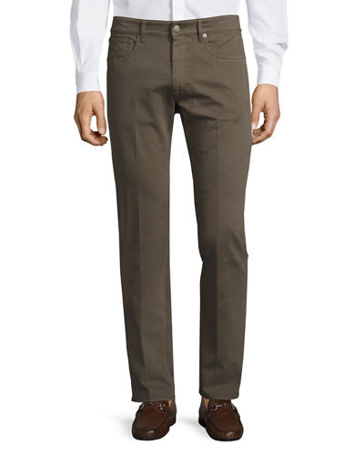 Incotex Ray Regular-Fit 5-Pocket Pants