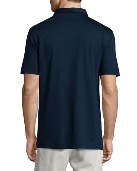 Image 2 of 2: Peter Millar Collection Perfect Pique Polo Shirt