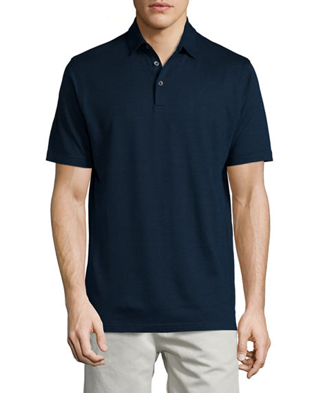 Image 1 of 2: Peter Millar Collection Perfect Pique Polo Shirt