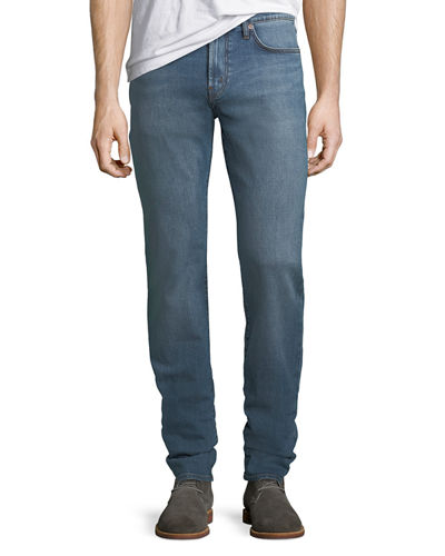 Tyler Slim-Fit Pima Cotton Jeans, Hammerhead