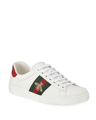 New Ace Embroidered Low-Top Sneaker