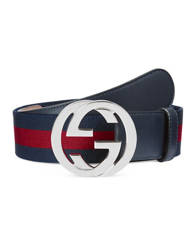 83050fb5d Quick Look. Gucci · Web Belt ...