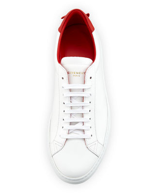 Image 2 of 3: Urban Street Leather Low-Top Sneaker