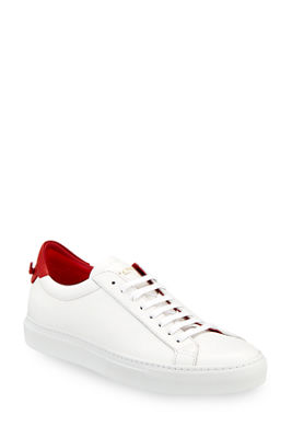 Image 1 of 3: Urban Street Leather Low-Top Sneaker