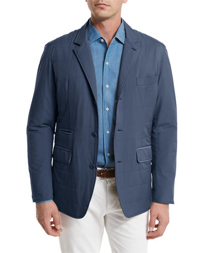 Loro Piana Shirt, Jacket, & Jeans