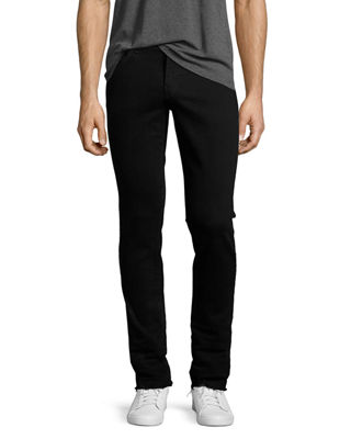 Image 1 of 3: Tyler Wolf Slim-Fit Jeans