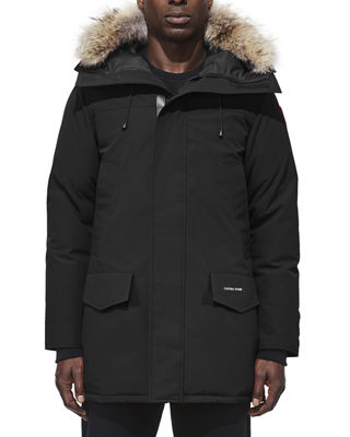 Canada Goose Langford Arctic-Tech Parka Jacket with Fur Hood
