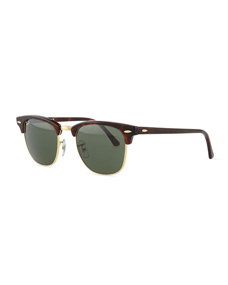 Ray Ban CLASSIC CLUBMASTER SUNGLASSES