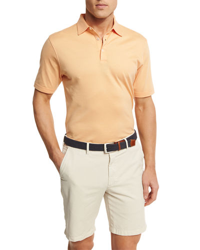Peter Millar The Perfect Piqué Polo Shirt