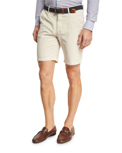 Peter Millar Collection Summertime Twill Shorts