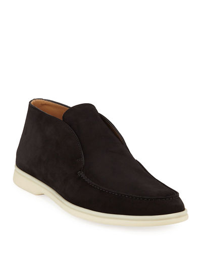 Men's Open Walk Suede Chukka Boot