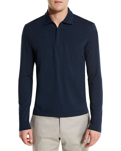 Loro Piana Ryder Cup Dry Fit Long-Sleeve Jersey