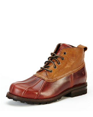 Frye Warren Low-Top Duck Boot
