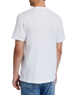 Image 2 of 2: Men's Standard Issue Short-Sleeve Henley T-Shirt