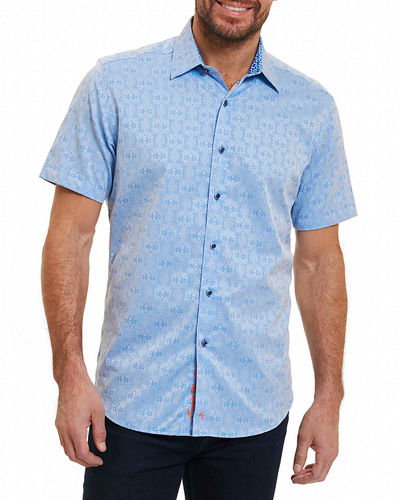 Cullen Short-Sleeve Sport Shirt
