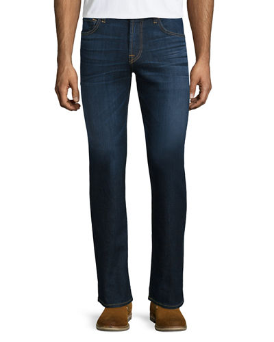 7 For All Mankind Men's Slimmy Airweft Denim Jeans