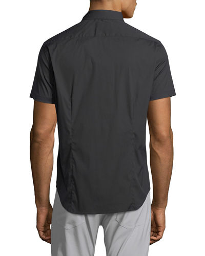 Sylvain Short-Sleeve Shirt