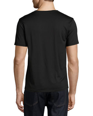 Image 2 of 2: New Clay Plaito V-Neck T-Shirt