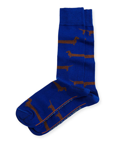di Pedarius Endless Love Dachshund Socks