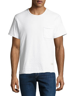 Men's Double-Knit Cotton T-Shirt