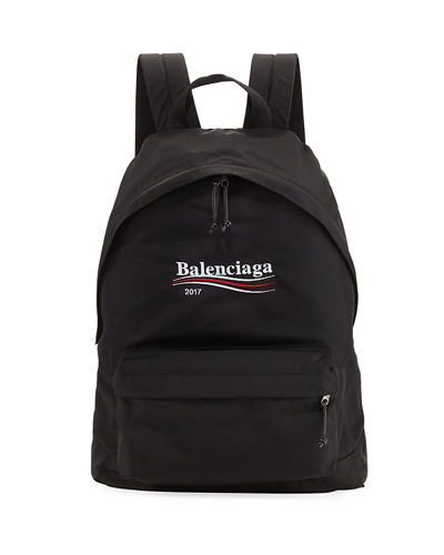 Balenciaga Political Campaign Explorer Backpack