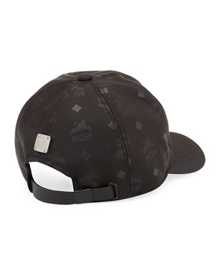 Image 2 of 2: U Logo Nylon Baseball Cap