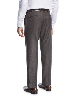 Benson Micro-Fancy Flannel Pants