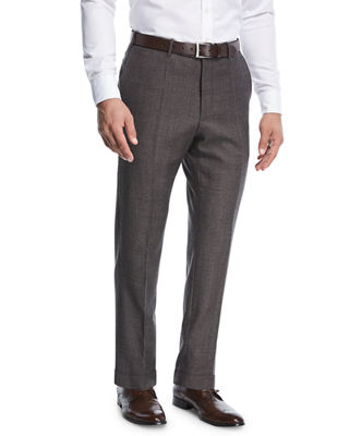 Incotex Benson Micro-Fancy Flannel Pants